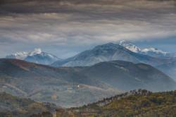 Apuane Mountains