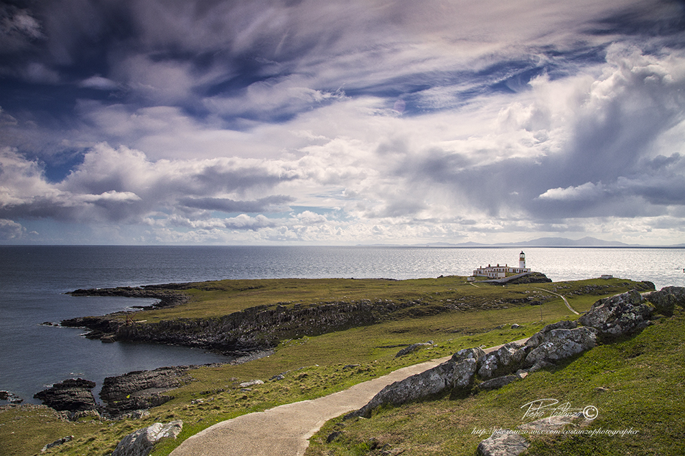 Neist Point Lighthouse, Skye Island