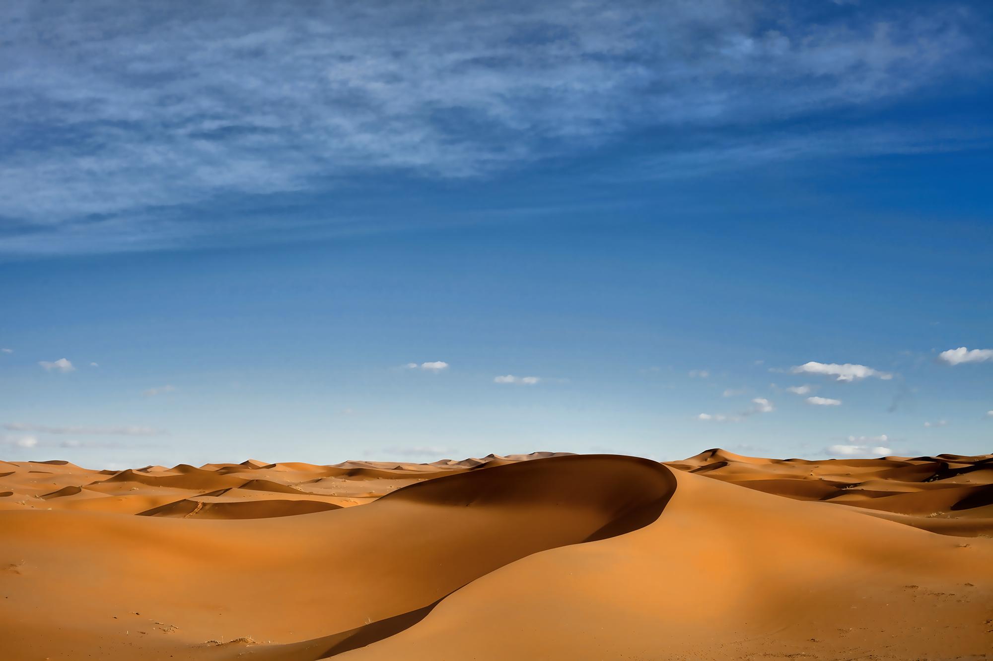 Erg Chebbi, Sahara Desert