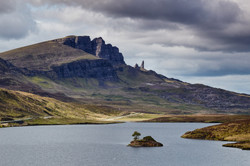 Skye Island Landscape