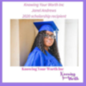 Congratulations to the @knowingyourworth