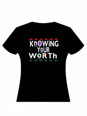 Happy New Year!!! Our New KYW T-shirt and KYW journals are available!!