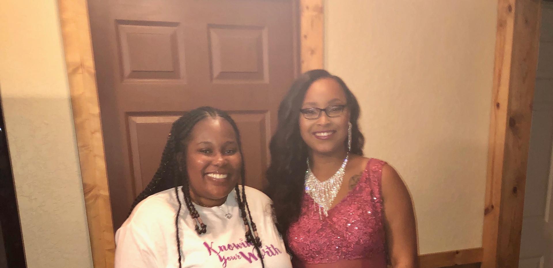 Project Prom Winner and Ambassador