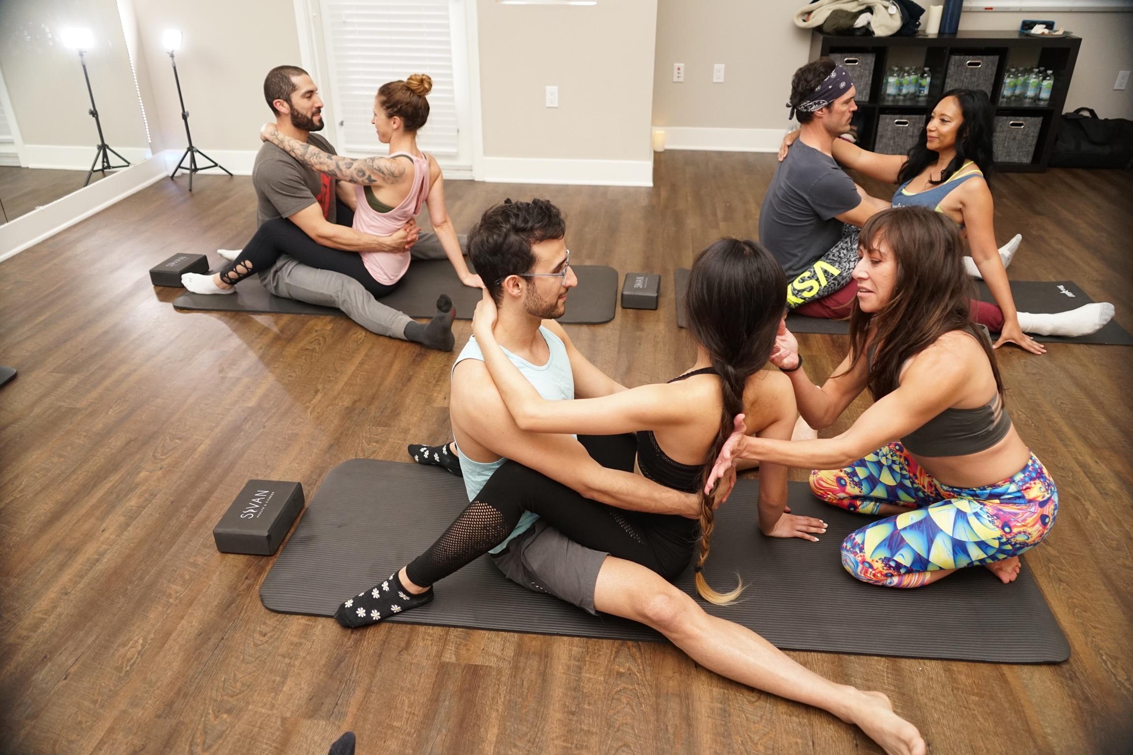 Evoleros Partner Workout