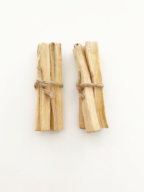 Palo Santo Wood - Bundle of 3