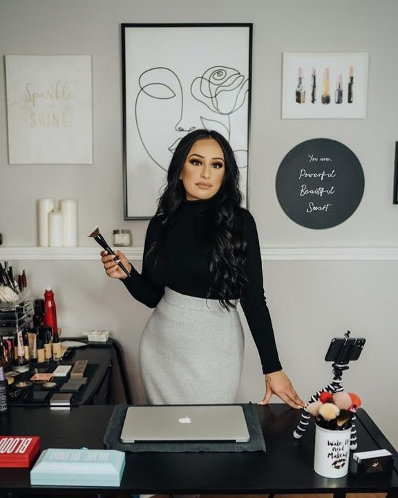 Private Virtual Makeup Lessons