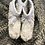 Thumbnail: Prairie Wool Rawknitts - Youth Slippers