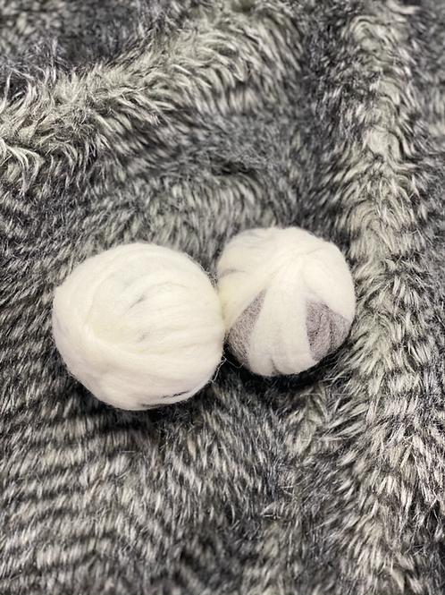 Prairie Wool Rawknitts - Dryer Balls