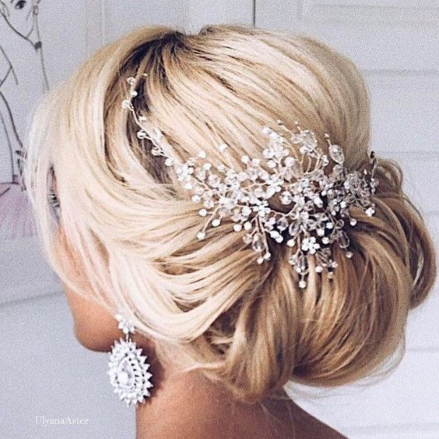va_va_boom_hair_extenions_hair_topper_wedding_hair_extensions_charlene_parchment_la_belles_west_midlands