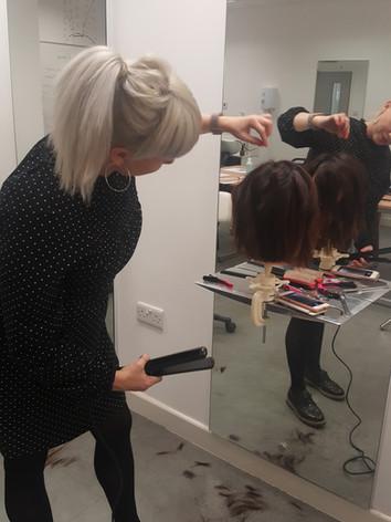 hairdresser training west midlands