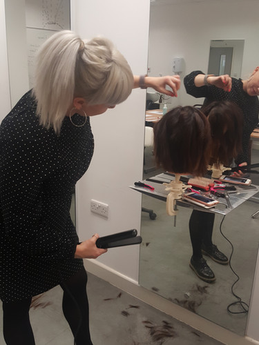 hairdresser training west midlands