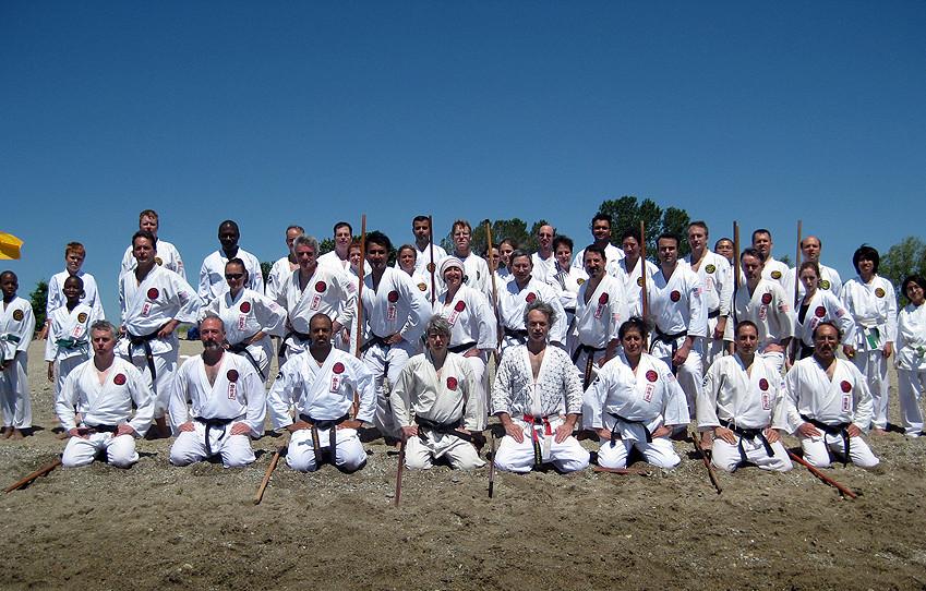 Sherwood Is 2009 Group.jpg