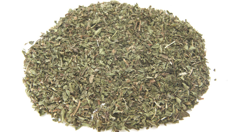 organic spearmint | 2oz