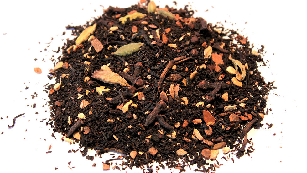 organic masala chai black | 2oz