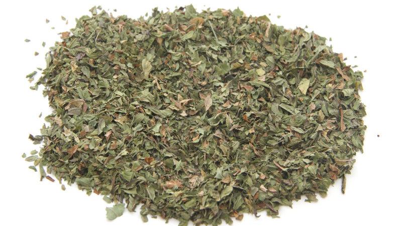 organic peppermint | 2oz