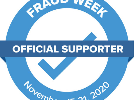 International Fraud Awareness Week 2020