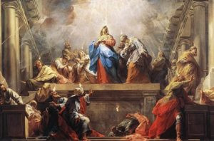 Anticipation leading up to Shavuot/Pentecost
