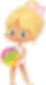 Peach girl toddler with beach ball.png