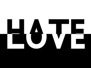Rise Up and Hate...Yes it is Biblical