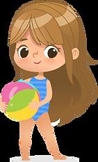 Peach girl with beach ball.png