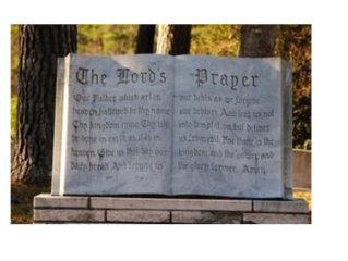 """The """"Lord's Prayer"""" and the mystery of revival"""