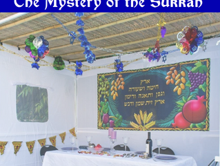 The Mystery of the  Sukkah