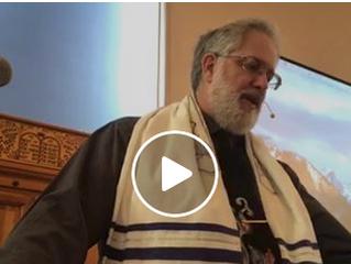 Shabbat Sermon - November 18 2017
