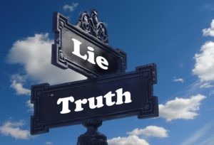 The lie that is the foundation of all lies