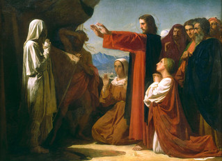 6 important principles from the story of Yeshua raising Lazarus from the dead
