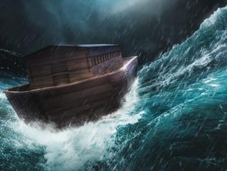The Flood, Sodom and Gomorrah, and 2020