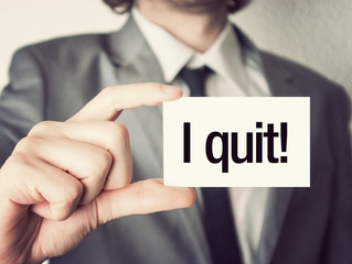 The Day I Quit Being a Christian
