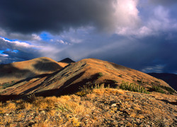 Late Light on the Ridge
