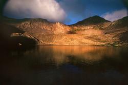 Breaking Light in the Rockies
