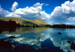 Reflections at Hidden Lake