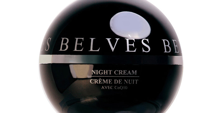 Rescue Night Cream with CoQ10