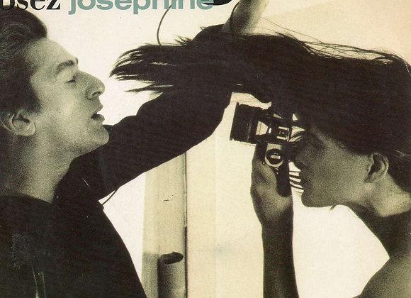 Alain Bashung - Osez Josephine - Maxi 45T