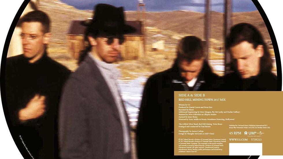 U2 – Red Hill Mining Town (2017 Mix)