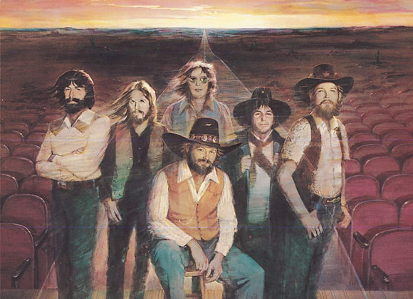 The Charlie Daniels Band – Million Mile Reflections