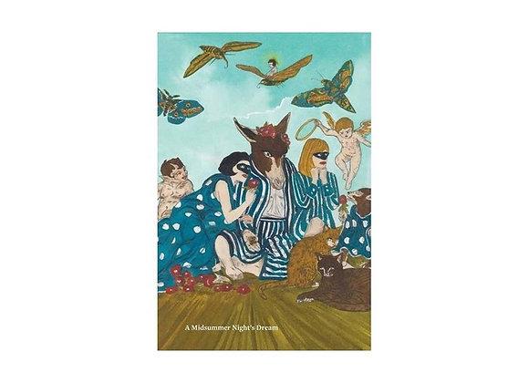 William Shakespeare × Marcel Dzama A Midsummer Night's Dream