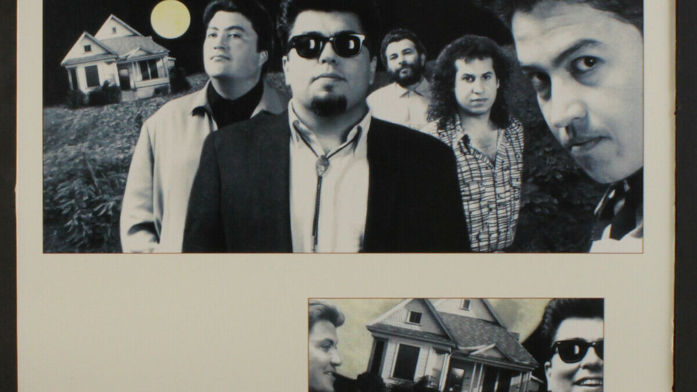 Los Lobos ‎– By The Light Of The Moon