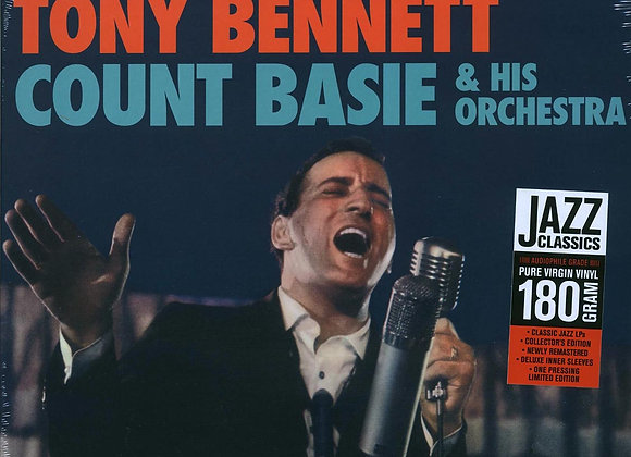 Tony Bennett With Count Basie And His Orchestra* – In Person!