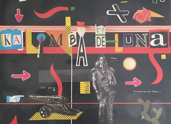 Pepe Goes To Cuba – Kalimba De Luna