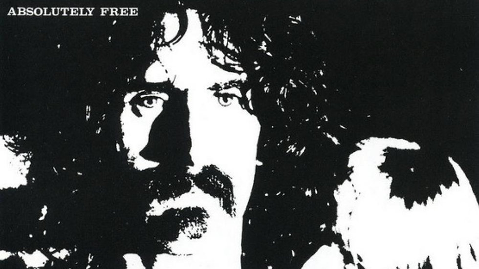 The Mothers Of Invention ‎– Absolutely Free