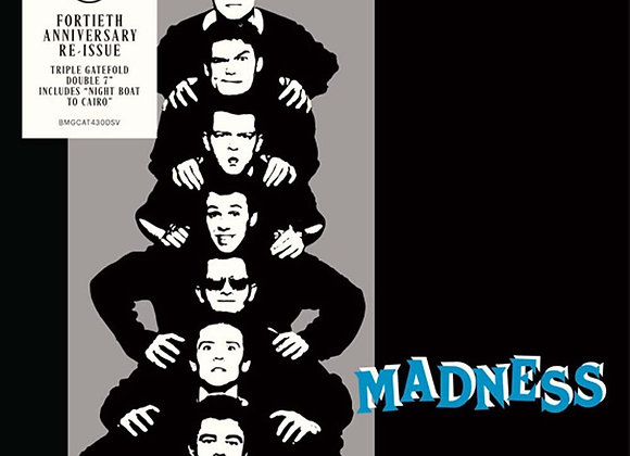 Madness WORK, REST & PLAY (RSD)