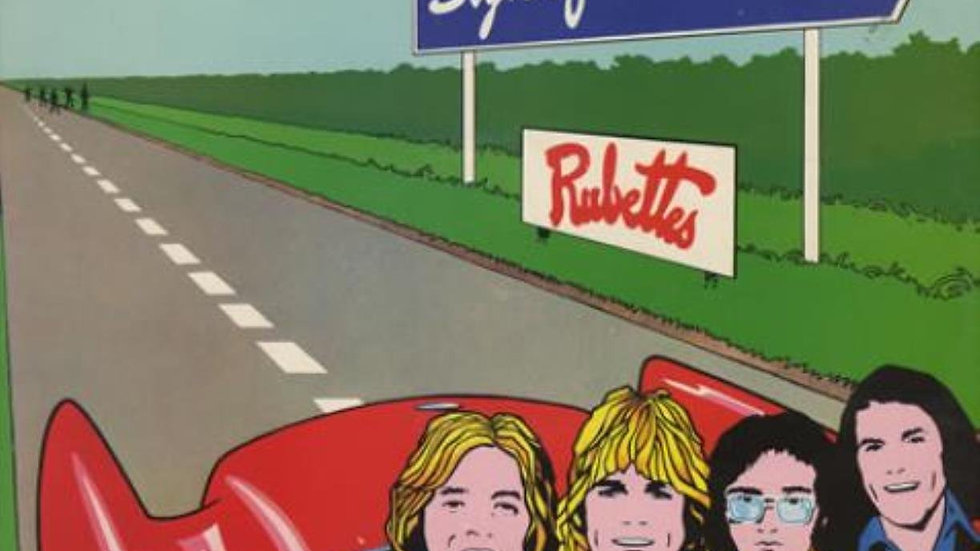 The Rubettes – Sign Of The Times