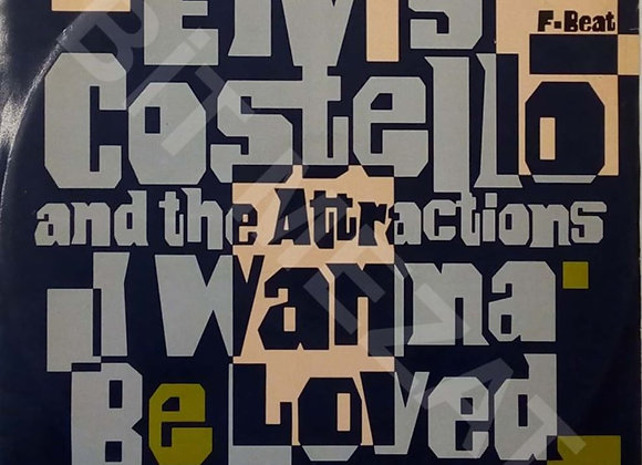 Elvis Costello And The Attractions – I Wanna Be Loved
