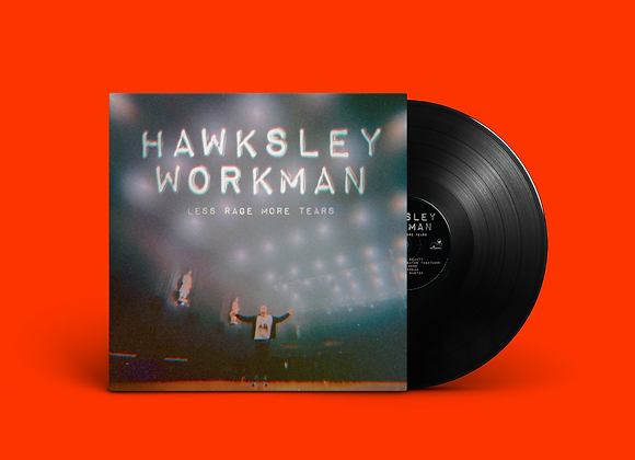 [LP] Hawkley Workman- Less Rage More Tears