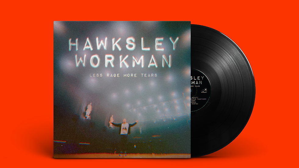 [LP] Hawkley Workman- Less Rage More Tears