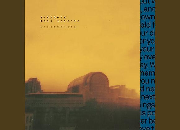 S t a r g a z e, Greg Saunier – Instruments