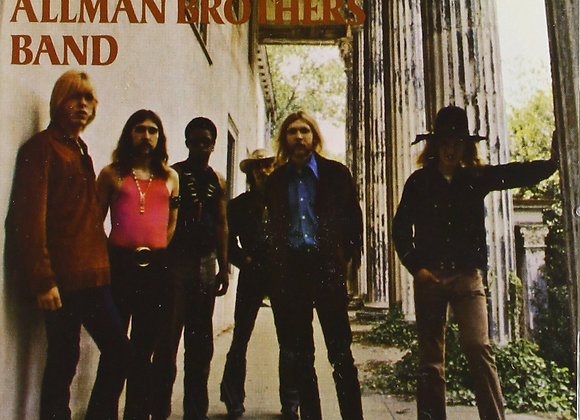 The Allman Brothers Band – The Allman Brothers Band